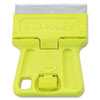 Stanley Tools(R) High Visibility Mini Blade Scraper 28-100