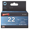 Arrow P22(TM) Type Staples 225