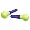 E·A·R Push-Ins Earplugs, Cordless, 28NRR, Yellow/Blue, 200 Pairs