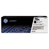78A (CE278A) Toner Cartridge, Black