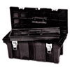 Rubbermaid(R) Commercial Tool Boxes 7802-00-BLA