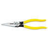 Heavy-Duty Long Nose Pliers, Side Cutter