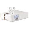 Get Reddi Silverware Bags, 3 1/2 x 10 x 1 1/2, .7mil, Clear, 2000/CT