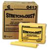 Stretch 'n Dust Cloths, 12 3/5 x 17, Yellow, 400/Carton