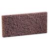 3M(TM) Doodlebug(TM) Brown Scrub 'n Strip Pad