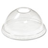 Boardwalk(R) Crystal-Clear Sundae/Cold Cup Dome Lids