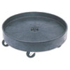 Rubbermaid(R) Commercial Brute(R) Container Universal Drum Dolly