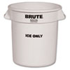 Rubbermaid(R) Commercial Brute(R) Ice-Only Container