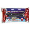 Eklind(R) Cushion Grip Hex T-Key Set 53910