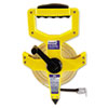 Empire(R) Open-Reel Fiberglass Measuring Tape