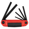 Eklind(R) Ergo-Fold(TM) Hex Key Set 25611