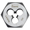 IRWIN(R) HANSON(R) High-Carbon Steel Fractional Hexagon Die 6520