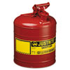 JUSTRITE(R) Safety Can