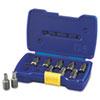 IRWIN(R) HANSON(R) Multi-Spline Screw Extractor Set 53226