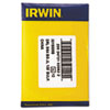 IRWIN(R) Black and Gold HSS Fractional Drill Bit 3019009B