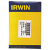 IRWIN(R) Black and Gold HSS Fractional Drill Bit 3019012B