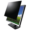 """Secure View LCD Monitor Privacy Filter for 24"""" Widescreen LCD"""