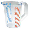 Bouncer Measuring Cup, 16oz, Clear