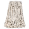 Boardwalk(R) Banded Cotton Mop Heads