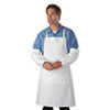 Tyvek Sleeves, HD Polyethylene, White, One Size Fits All, 200/Carton