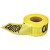"Empire 1,000 ft. x 3 in. ""Caution"" Barricade Tape (Yellow)"