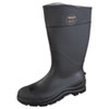 CT Safety Knee Boot with Steel Toe, Black, Size Group 12, Pair