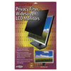 """Secure View LCD Monitor Privacy Filter For 19"""" Widescreen"""