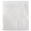 Get Reddi Sandwich Bag, 1 x 6 3/4 x 6 3/4, .36mil, Clear, 2000/Carton