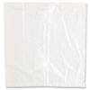 Ice Bucket Liner, 12 x 12, 3qt, .24mil, Clear, 1000/Carton