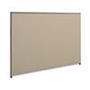 Versé Office Panel, 60w x 42h, Gray