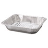 Steam Table Aluminum Pan, Half-Size, 12 3/4 x 10 3/8 x 2 3/5