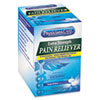 Extra Strength Pain Reliever, 2/Pack, 50 Packs/Box