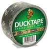 """Colored Duct Tape, 1.88"""" x 10yds, 3"""" Core, Digital Camo"""