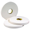 3M(TM) Double Coated Urethane Foam Tape 4016 021200-06455