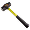 NUPLA(R) Blacksmith's Double-Face Steel-Head Sledge Hammer