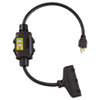 Ericson(R) Ground Fault Circuit Interrupter XG2-12-2TT