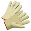 Anchor Brand(R) 4000 Series Cowhide Leather Driver Gloves 4010XL