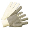 Anchor Brand(R) 1000 Series PVC Dotted Canvas Gloves