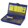 IRWIN(R) 35-Piece SAE Screw Extractor/Drill Bit Set