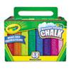 Crayola(R) Washable Sidewalk Chalk