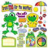 CenterSOLUTIONS Language Arts File Folder Games, Kindergarten