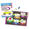 CenterSOLUTIONS Language Arts File Folder Games, Grade 1