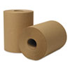 EcoSoft Universal Roll Towels, 350 ft x 8 in, Natural, 12 Rolls/Carton