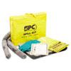 SKA-PP Economy Allwik Spill Kit, 5/Carton