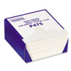 Bagcraft Dry Wax Patty Paper Sheets