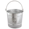 Magnolia Brush Galvanized Pail 20QT