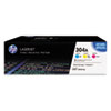304A (CF340A) Toner Cartridges - Cyan, Magenta, Yellow (3 pack)