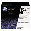 90X (CE390XD) Toner Cartridges - Black High Yield (2 pack)