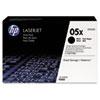 05X (CE505XD) Toner Cartridges - Black High Yield (2 pack)