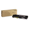 106R02227 High Capacity Toner, 6000 Page-Yield, Yellow
